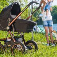 Как выбрать надежную детскую коляску?